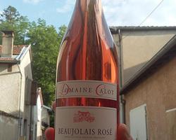 Domaine Calot - Villié-Morgon - C'est l'été, commandez votre rosé pour vos barbecues